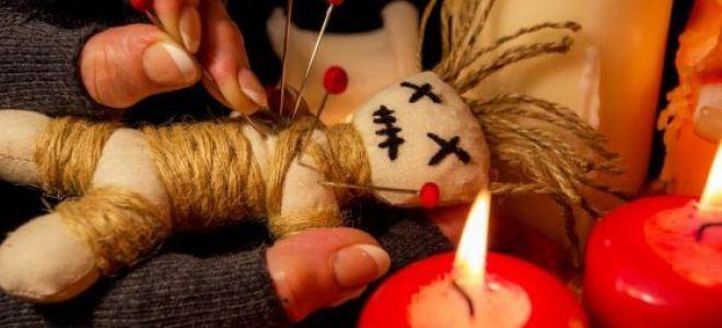 Как сделать куклу-вуду своими руками