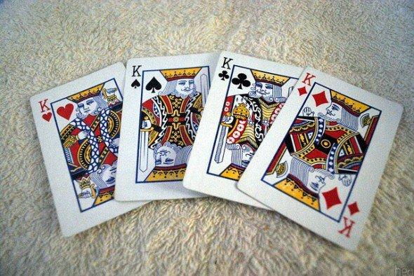 четыре короля