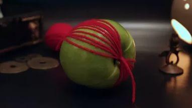 приворот по яблоку