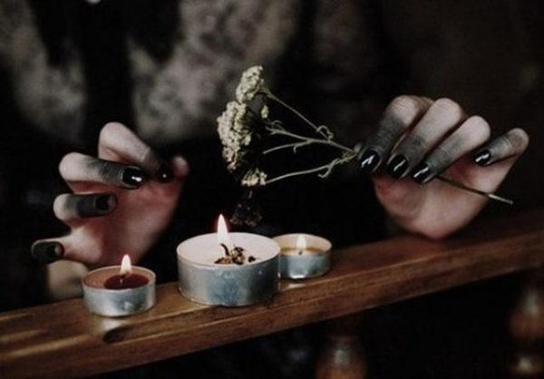 Магически обряд