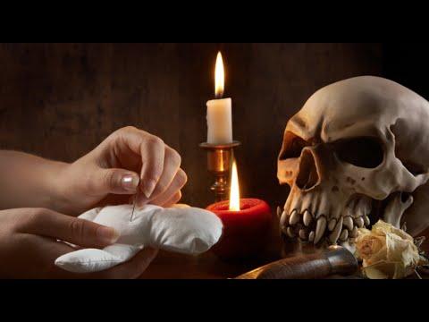 свечи и заговор