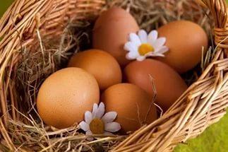 Заговор на яйце