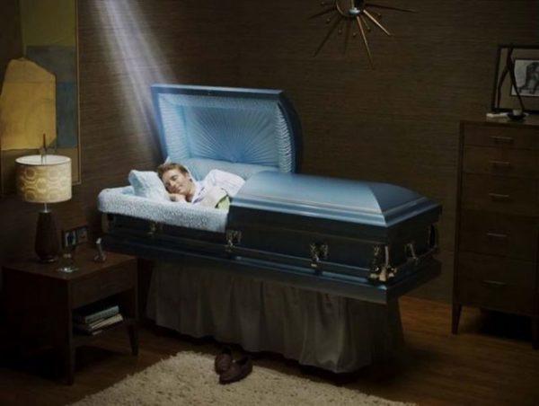 Во сне подарок от умерших 56