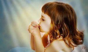 Сильная молитва матери о дочери