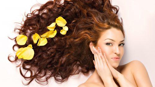 как присушить на волосы любимого