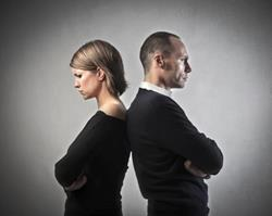 ссора с мужчиной
