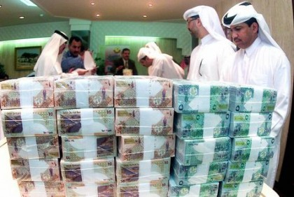 богатые мусульмане