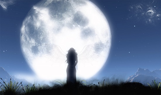 цыганка и луна