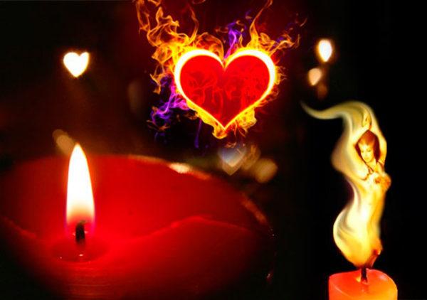 колдовство на любовь