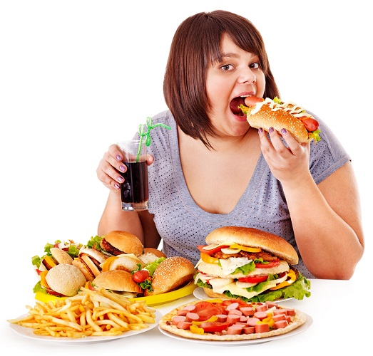 отворот от еды