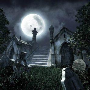 сильный приворот на кладбище