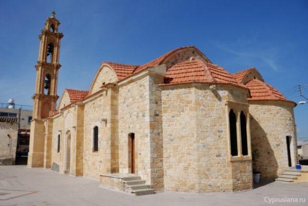 собор в память Киприана и Иустинии