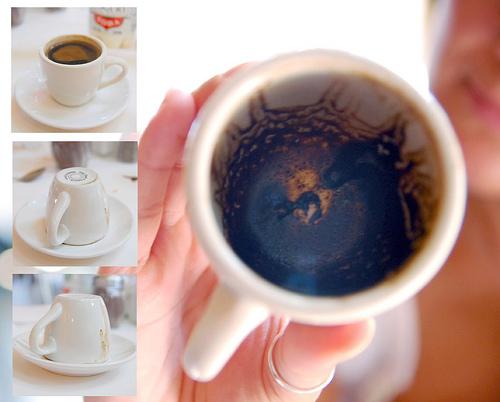 Гадание на кофейной гуще: толкование символов с картинками