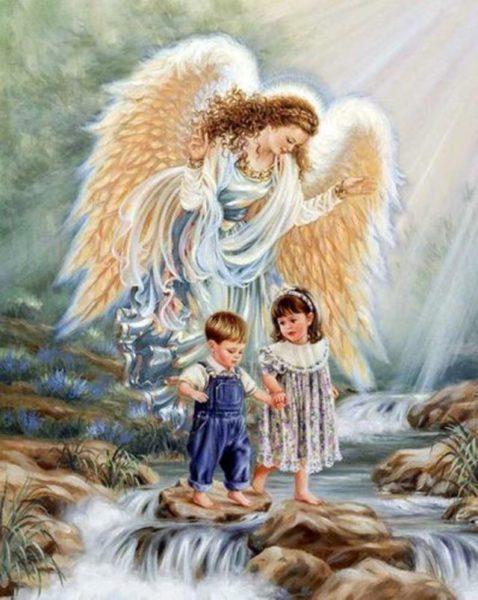 ангел хранитель ребенка