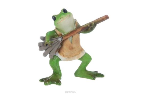 снится выметать лягушек из дома