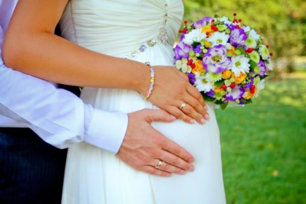 сон о свадьбе беременной