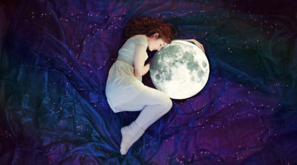 сон перед полнолунием