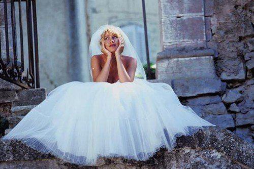 думающая невеста