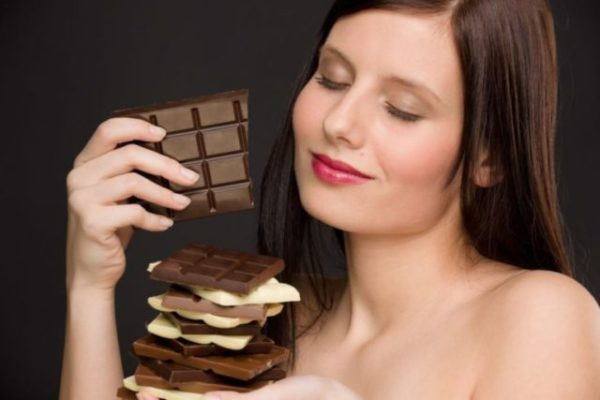 сон и шоколад