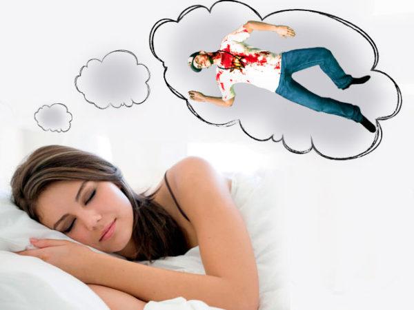 к чему снится труп мужчины