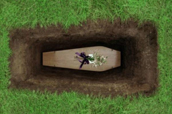 сон про покойника