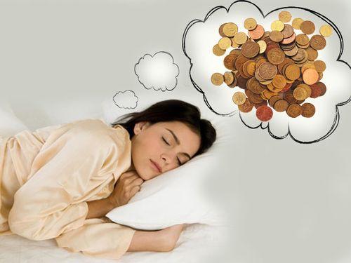 во сне приснились монеты