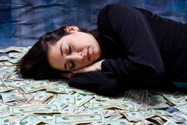 к чему снятся сны о деньгах